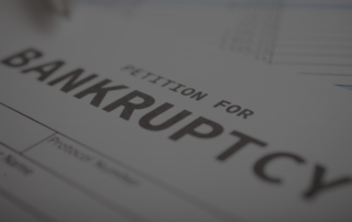 bankruptcy banner copy
